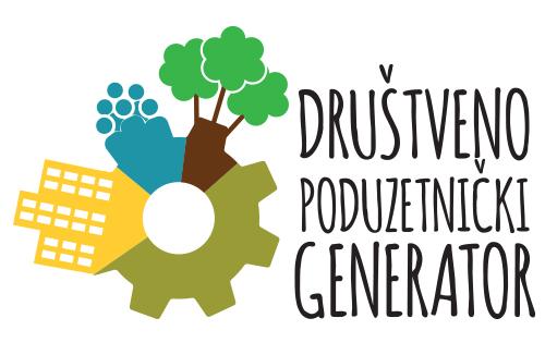 Drustveno poduzitnicki generator - logo